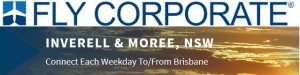 Fly Corporate - Inverell/Moree