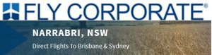 Fly Corporate - Narrabri